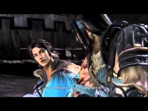 Dynasty Warriors 7 Jin Cutscene: Enter Deng Ai