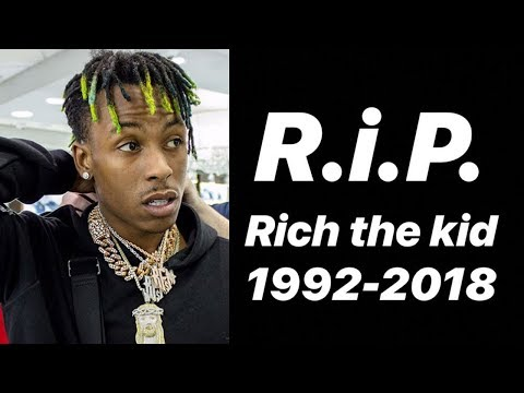 Rich The Kid IG Posted He's Dead after a Contract Dispute with 300 ENT