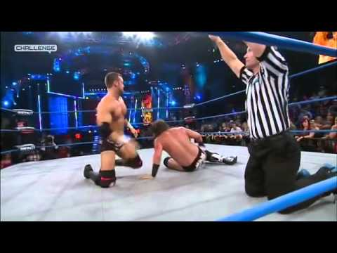 Bram Threatens To Hurt Mickie James If Magnus Doesn't do... (Mar 13, 2015) from YouTube · Duration:  1 minutes 23 seconds