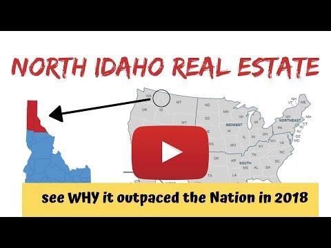 North Idaho Housing Market review 2018