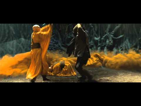 47 Ronin  Film Clip Ronin Attacked By Tengu Monks