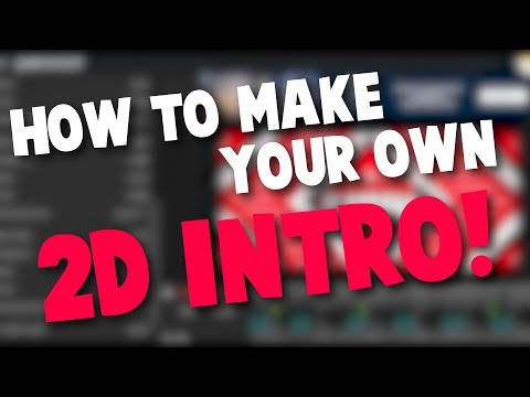 [PANZOID] FULL 2D INTRO TUTORIAL | ty for 2k! sorry if this tutorial is bad xd | CM2