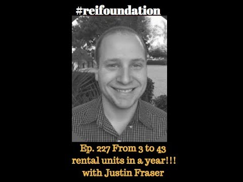 Ep.227 From 3 to 43 rental units in a year!!!