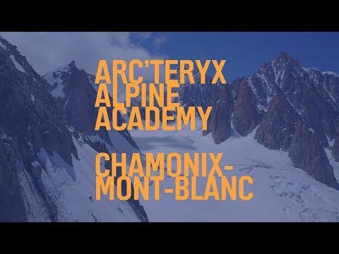 2019 Arc'teryx Alpine Academy Teaser