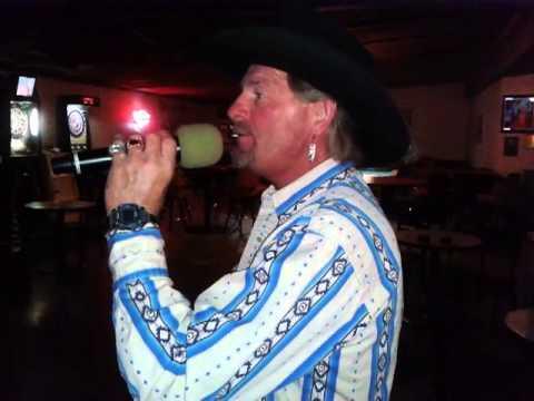 Bill or Bob singing at the stagestop pahrump nevada