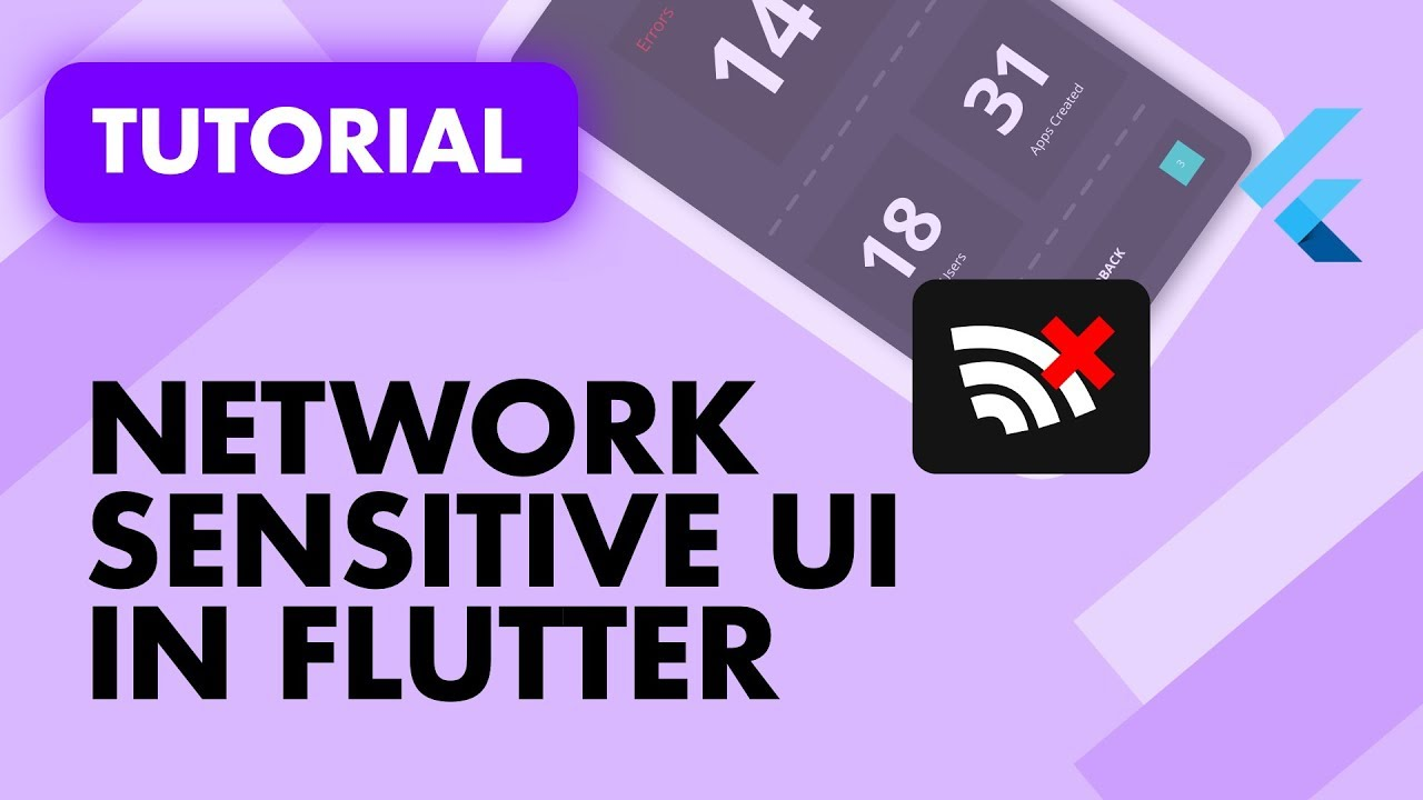 Make Your Flutter app Network Aware using Provider and Connectivity