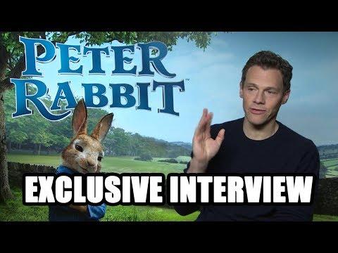 Peter Rabbit  Director Will Gluck Exclusive