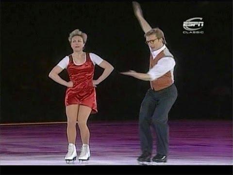 Torvill & Dean - Cecilia (1995)