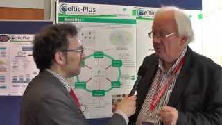 Interview with Roger Roberts from the MediaMap+ project at the Celtic-Plus Event 2015