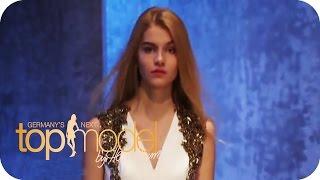 Die erste große Fashion Show | Germany's next Topmodel 2015 | ProSieben