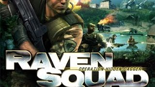 raven squad operation hidden dagger - gameplay - ENG (XBOX 360) [HD] no commentary