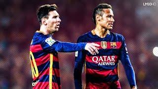 Lionel Messi & Neymar Jr 2016 ● Pure Madness HD