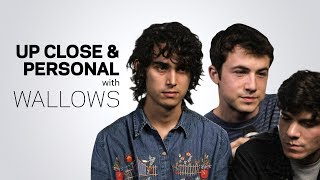 "Wallows On 'Nothing Happens,' Working With Clairo, ""Game Of Thrones & More 