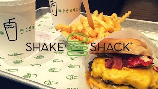Shake Shack Food Review | London Leicester Sq