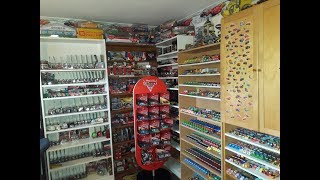 My Entire Disney Cars Diecast Collection Over 2200 Diecast Cars