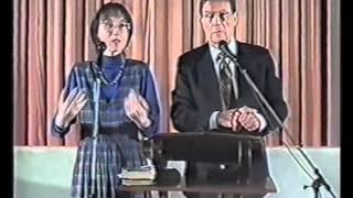 Серия 03 Кровь Урок 06 Ответ на всё. Берт Кленденнен, Школа Христа (все лекции).