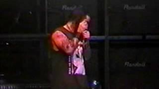 Pantera-Suicide Note part 2 (live)