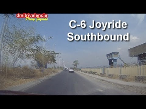 Pinoy Joyride - C6 Road / Circumferential road 6 Southbound 2014 Joyride