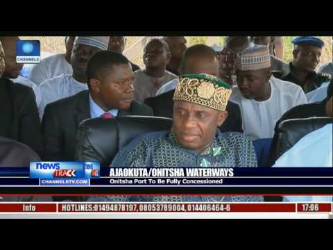FG To Save N24Bn Through Ajaokuta/Onitsha Waterways Maintena