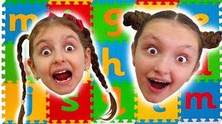 WHAT HAPPENED to ABC Alphabet Letters?   Super Elsa