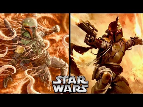 How Boba Fett Became FEARED Again After His Defeat at the Sarlacc Pit! (Legends)