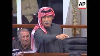 Saddam's half brother accuses prosecutors of Ba'ath connections