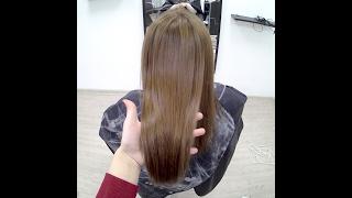 Цвет лесной орех в краске для волос