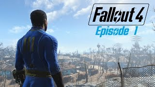 FALLOUT 4 (Survival) Ep. 1 : Escape From Vault 111