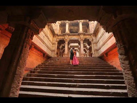 pre-wedding-heritage-site-ambapur-ahmedabad