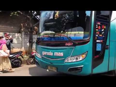 HEBOH !! Bus Menyanyikan Lagu 17 Agustus