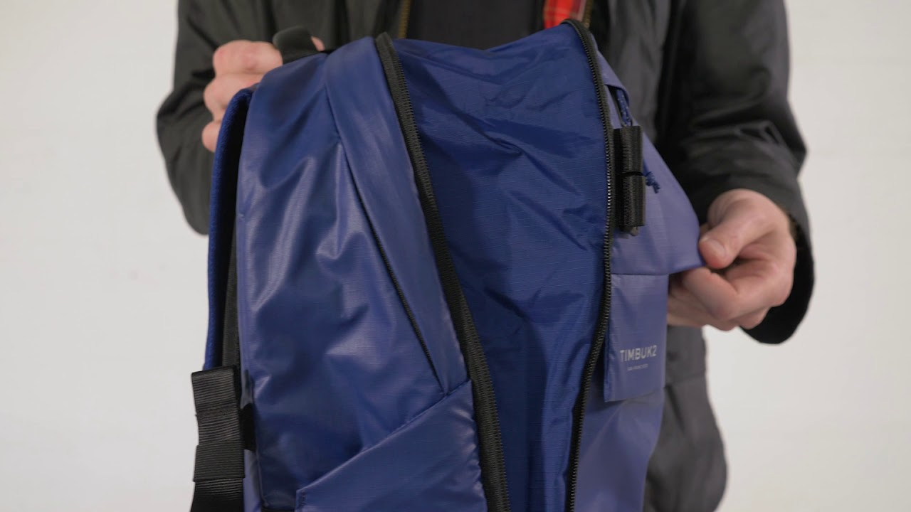 aac585bbddd0 Timbuk2 Parker Backpack Light - YouTube