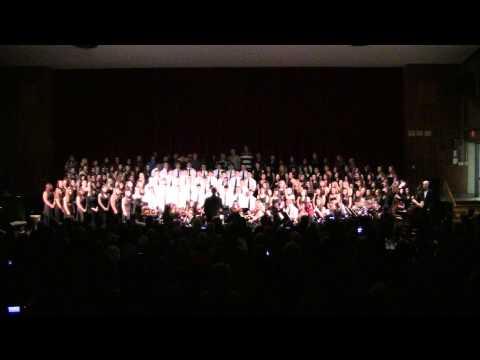 "Hallelujah Chorus,""The Messiah"" - George Frideric Handel - Smithtown High School East Concert Choir"