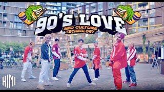 [KPOP IN PUBLIC] NCT U (엔시티 유) - '90's Love' | Dance Cover by HIMI - SAGE CREW (Australia)