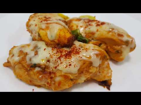 Chicken Cheese Recipe | Cheesy Chicken Recipe Without Oven My Kitchen My Dish Short Recipes