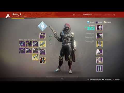 How To Get Sturm Catalyst And Complete Masterwork Objective