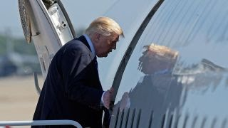 President Trump heads to NY to address M-13 crackdown