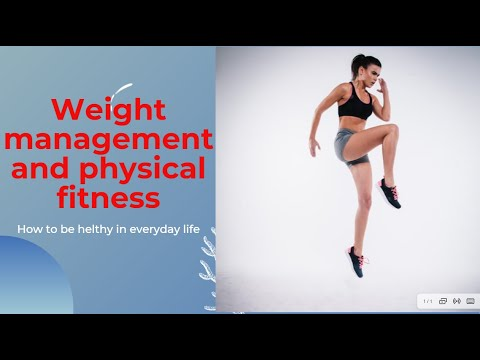 how to get in shape fast - weight management and physical fitness tips to get in shape fast!