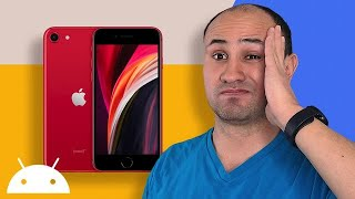 El nuevo iPhone SE 2020 le enseña 3 cosas a Android