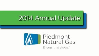 Piedmont Natural Gas 2014 Annual Update