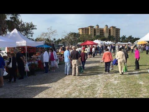 """Marco Island Farmers' Market"", Florida"