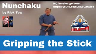 Rick Tew Nunchuku Gripping