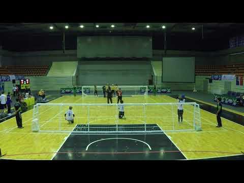 2017 Women's Goalball Asia Pacific Championships Australia v Korea