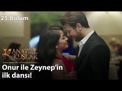 Onur ile Zeynep'in ilk dansı! - Sen Benimsin (Klip)- Kanatsız Kuşlar 25.Bölüm