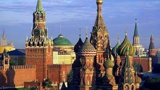 Древние соборы Московского Кремля,