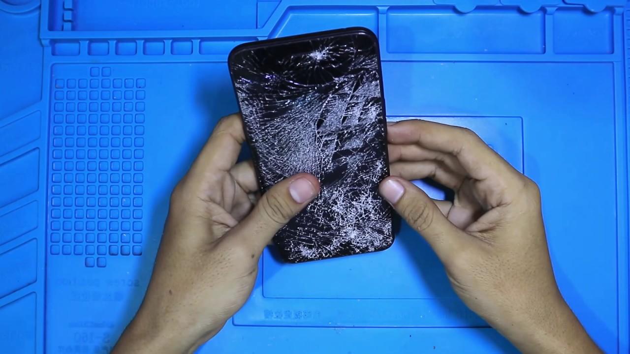 Restoration of oppo A71 phone is broken - restore smartphone hp.