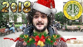 İstanbul Üniversitesi Öğrencileri Yeni Yıla Nasıl Giriyor?