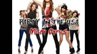 Miley Cyrus Party In The USA  Instrumental Download