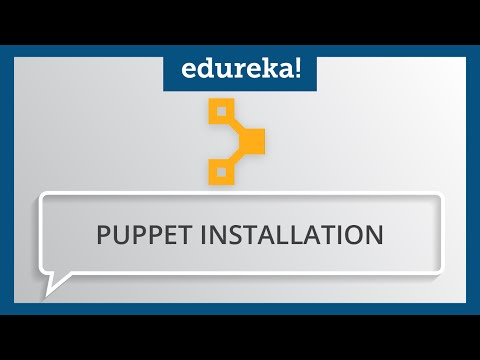 Puppet Installation Tutorial | Puppet installation - Tomcat Deployment | DevOps Tools | Edureka