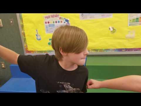 Hopkins' Class Mannequin Challenge