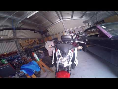 Honda CB650f review Australia